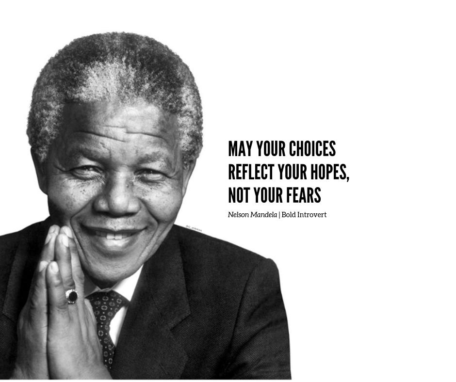 fb nelson Mandela quote