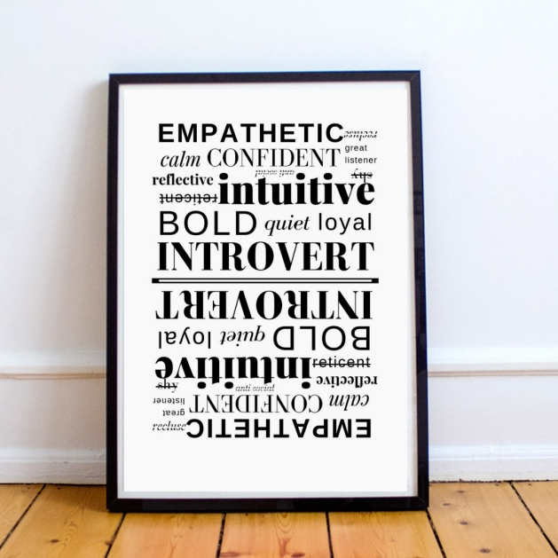 Insta pic introvert definition